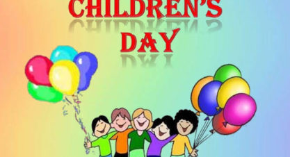 Children's Day!